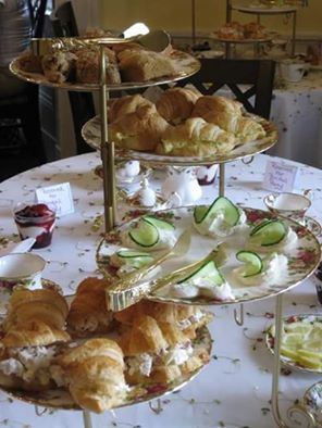 Memorable Bridal Shower Tea